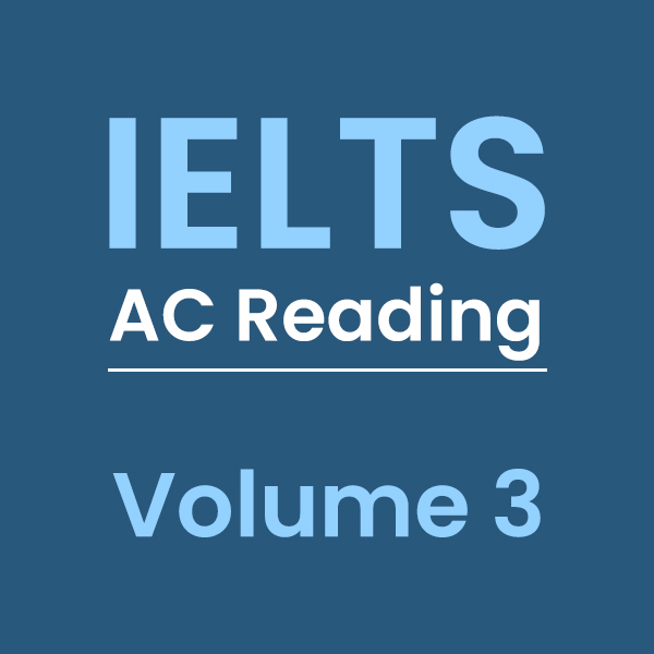IELTS Academic Test With Answers